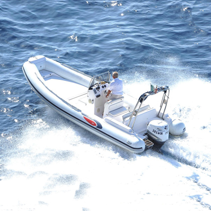 Capri Boats - Our sporty number